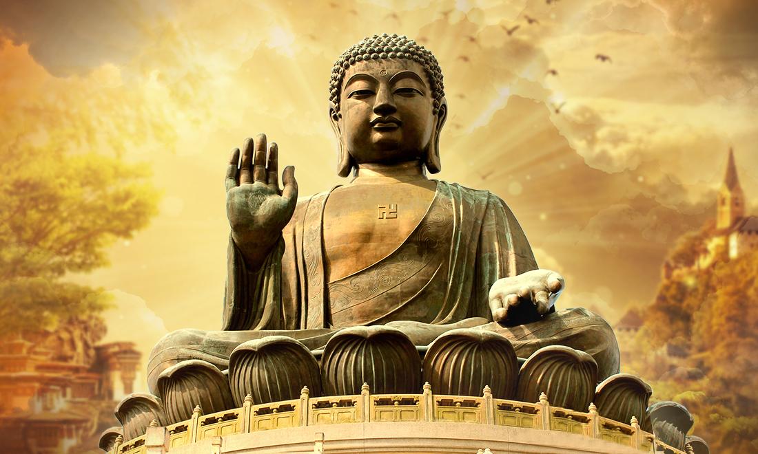 đức Phật trong giấc mơ