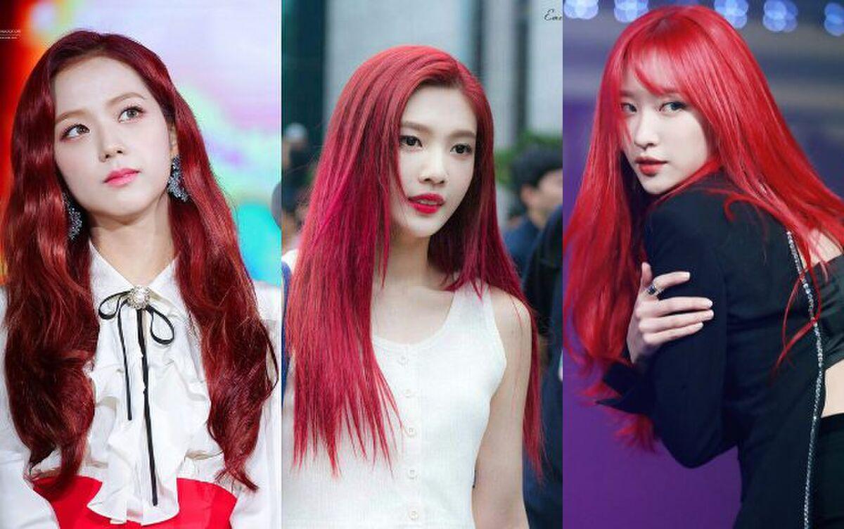 Mơ thấy tóc đỏ