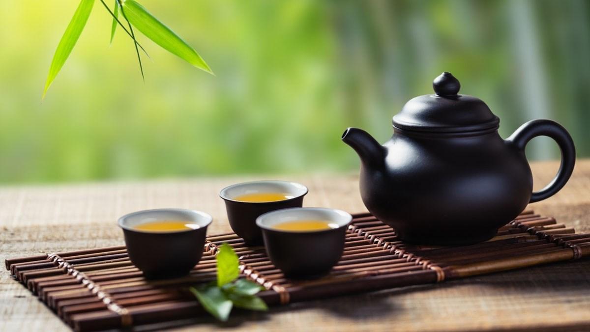 Giấc mơ uống trà