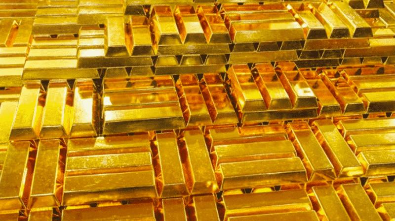 nằm mơ thấy nhặt được vàng